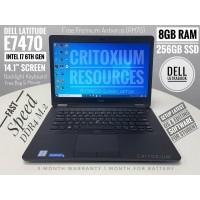 DELL Latitude  E7470 i7 Ultrabook