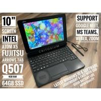 """FUJITSU Q507 TABLET 4GB 64SSD 10"""""""